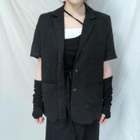 Linen Belt Jacket(2colours)
