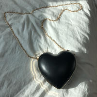 Heart Mini Chain Bag