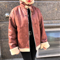 Shearling Jacket (Brown)
