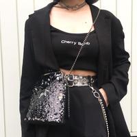 Sequins 2way Bag