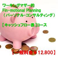 【一般料金】【Fin-motional Planning パーソナル・コンサルティング】キャッシュフロー表コース
