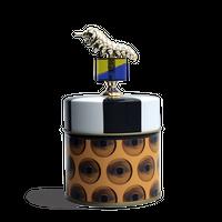空想旅行スーベニア缶シリーズ 03  ルドンの青蟲