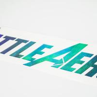 【Battle Aero ビッグロゴ ステッカー】