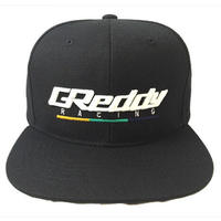 【Greddy USA ベースボールキャップ  Racing 黒】