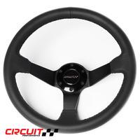 【Circuit Performance ステアリングホイール オールブラック】