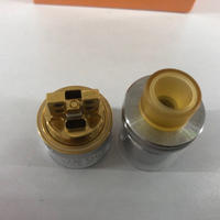 Kaees SOLOMON RTA 24mm SILVER