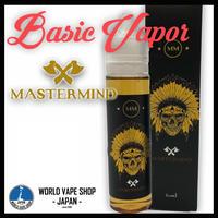 電子タバコ VAPE リキッド BASIC VAPOR MASTER MIND [はちみつレモン]60ml Eliquid べイプ 電子たばこ 電子煙草