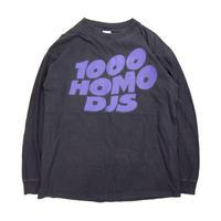 """1000 HOMO DJS """"SUPERNAUT"""""""