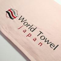 「よく吸ってすぐ乾くスポーツタオル」(ピンク)