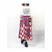 【WWL!】ベルト付きスター切り替えスカート
