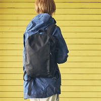 【CITY】COMMUTER SQUARE SMALL /BLACK (VBOM-4161)