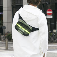 Lightning Pocket Pack / L/BEG×YELLOW (VBOM-5145)