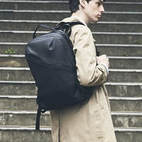 【HUNT】Slanting Backpack/BLACK(VBOM-4636)