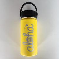 【人気色】ワウワウレモネード Hydro Flask 日本仕様 レモン 16oz ワイドマウス