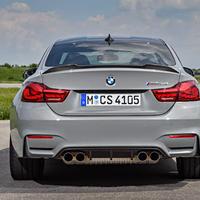 BMW純正 M sports manufacture F80 M4 CSモデル用カーボンリアスポイラー