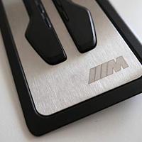 BMW純正部品 G01 X3 G02 X4シリーズ用 ///Mフットレスト 左ハンドル用 右ハンドル対応可 F97 X3M F98 X4M