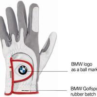 BMWゴルフスポーツコレクション ゴルフグローブ 女性用 左手用