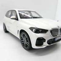 BMW純正アクセサリー ミニチュアカー BMW G05 X5 M50i サイズ 1/18