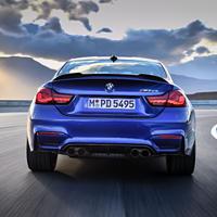 BMW純正部品 M4CSモデル用M SPORTS カーボンリアスポイラー