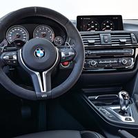 (正規輸入品)BMW純正 F80 M3 F82 M4 CS F87 M2 CS専用 M SPORTS アルカンタラ ステアリング
