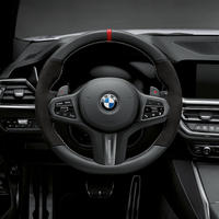 BMW純正///M PERFORMANCE カーボンシフトパドル 艶消オープンボアタイプ