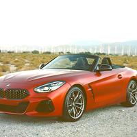 BMW純正部品 G29 Z4 ファーストエディション スペシャルグリル セリウムグレーXブラック