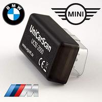 UniCarScan UCSI-2000 Bluetoothアダプター スマホ タブレット コーディング BMW MINI BIMMERCODE アプリ対応