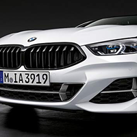 BMW純正部品 G14 G15 8シリーズ用 ///M PERFORMANCE ハイグロス ブラック キドニーグリル