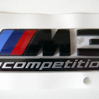 BMW純正部品 G80 M3 COMPETITION リアモデルレター エンブレム