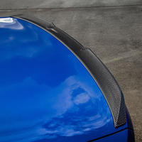 BMW純正部品 G82 M4用 カーボンリアスポイラー G22