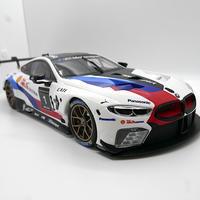 BMW純正アクセサリー ミニチュアカー BMW M8 GTE サイズ 1/18