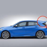 BMW純正M PERFORMANCE(MPA)パーツ F40ニュー1シリーズ用Mリアスポイラー
