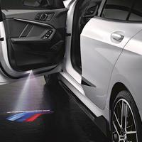 BMW純正 ニューLEDドアプロジェクター追加スライド