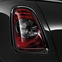 BMW MINI純正部品 ブラックライン テールライト 左右セット R56 R57 R58 R59 JCWエアロパッケージ装着車
