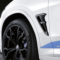 BMW純正部品 X4M X3M M PERFORMANCE サイドパネルカーボントリム F97 F98
