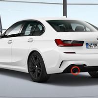 BMW純正部品G20 G21 3シリーズ用Individualハイグロスシャドーラインパーツセット