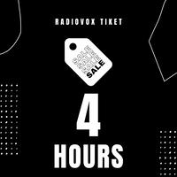 4時間利用チケット