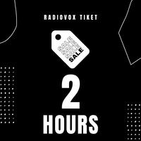 2時間利用チケット