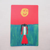 Hi sun! Illustration Card / 私の太陽・イラストカード