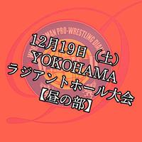 2020年12月19日ラジアントホール大会【昼】ピンク席(最前列)