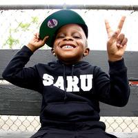 【 Santastic! Kid's / サンタスティック キッズ 】SARU PARKA