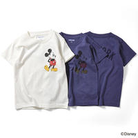 【LAFAYETTE / ラファイエット キッズ】 DISNEY Mickey Mouse Kids Tee