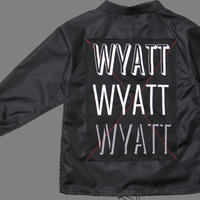 【 WYATT / ワイアット 】DOUBLE FLAG COACH JACKET