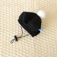 ベレー帽(Black×White)