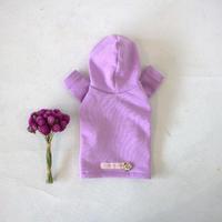 にじいろSMILEパーカー(Purple)