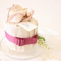 Anniversary cake(Pink)