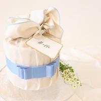 Anniversary cake(Blue)