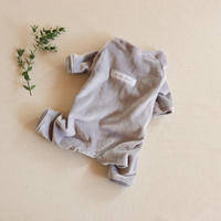 Bed time rompers(Gray)