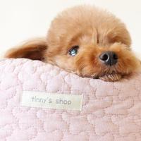 INUTSUBO☆Summer Bed(コットンキルト)pink