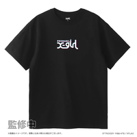 X-girl×PROMARE LOGO TEE BLACK【2021年1月下旬以降発送予定】